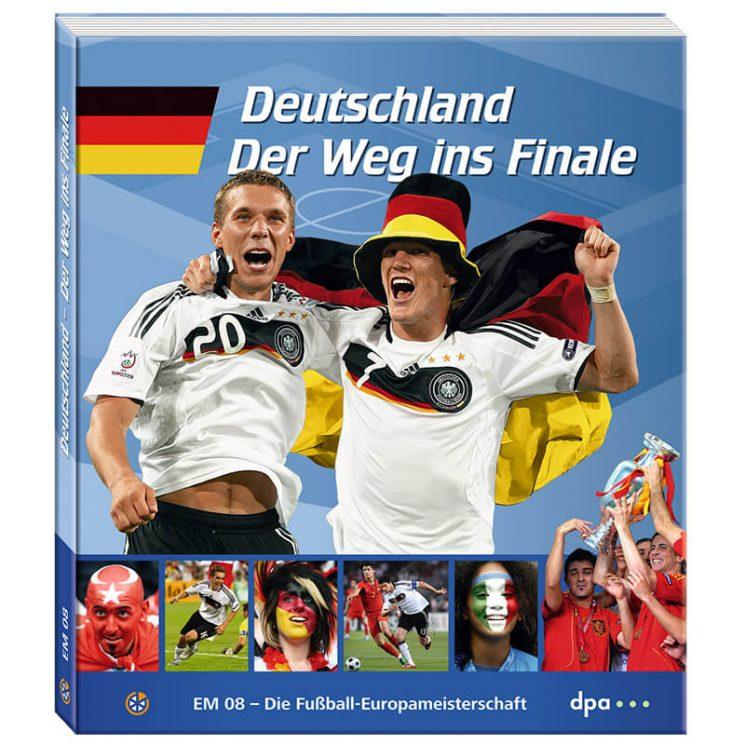 EM 2008 – Deutschlands Weg ins Finale