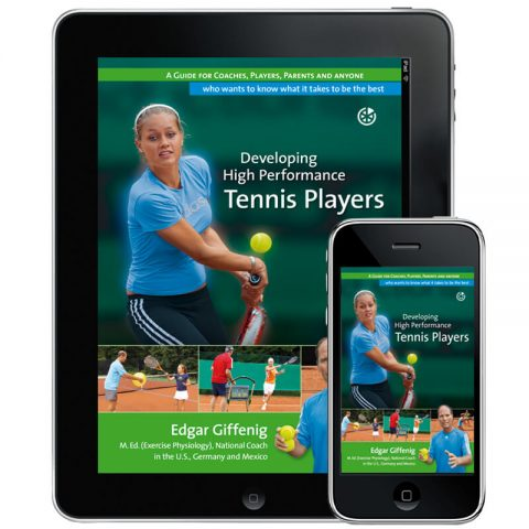 Developing High Performance Tennis Players (iBooks)