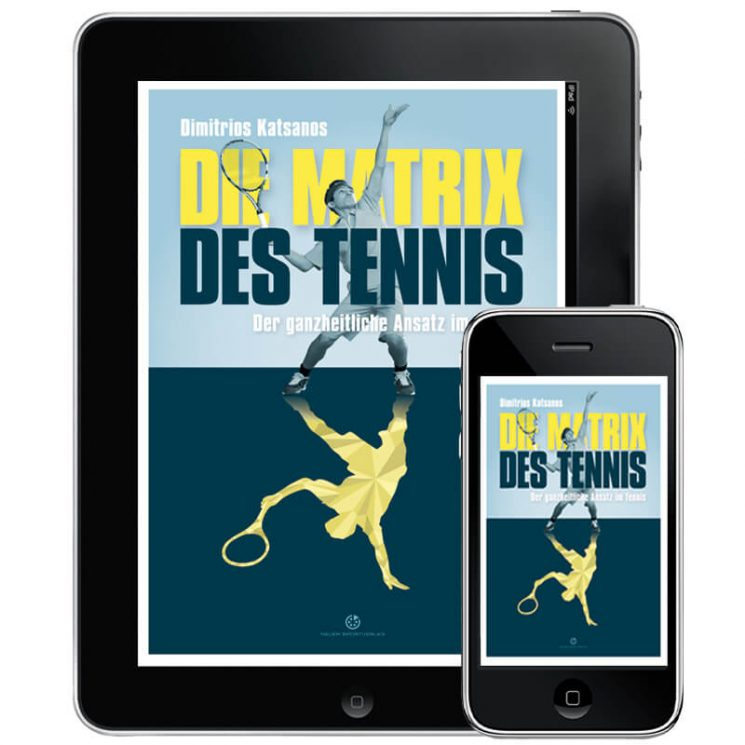 Die Matrix des Tennis (iBooks)