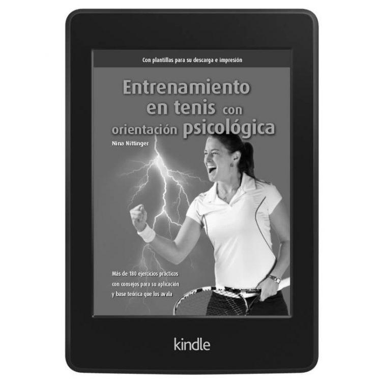 Entrenamiento en tenis con orientación psicológica (Kindle)