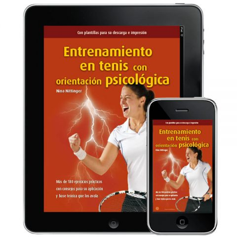 Entrenamiento en tenis con orientación psicológica (iBooks)
