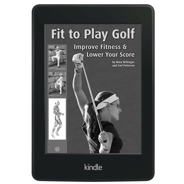 Fit to Play Golf (Kindle)