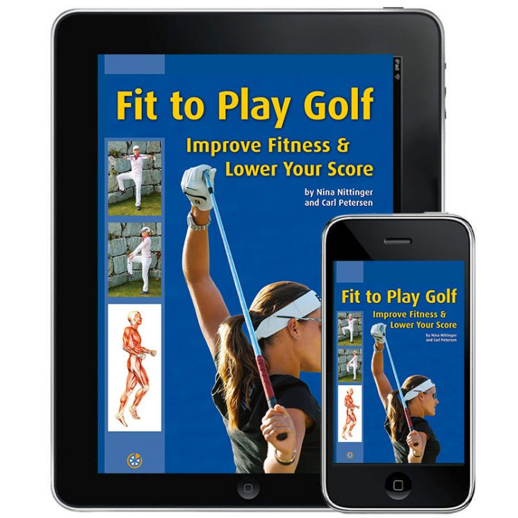 Fit to Play Golf (iBooks)