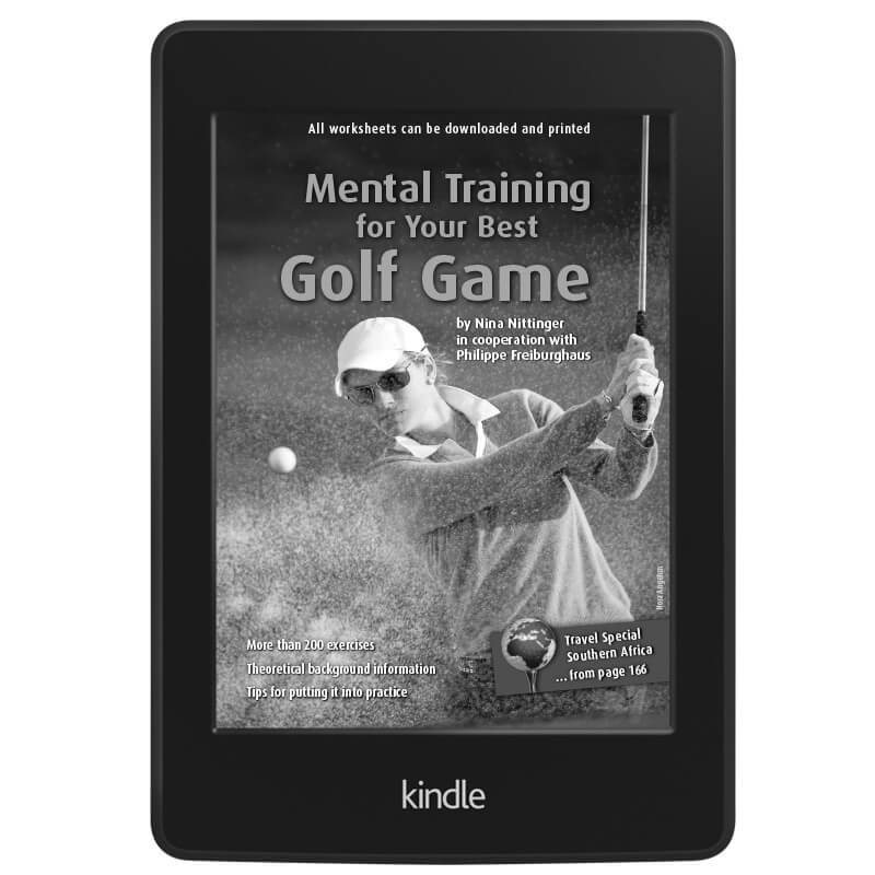 Mental Training for Your Best Golf Game (Kindle)