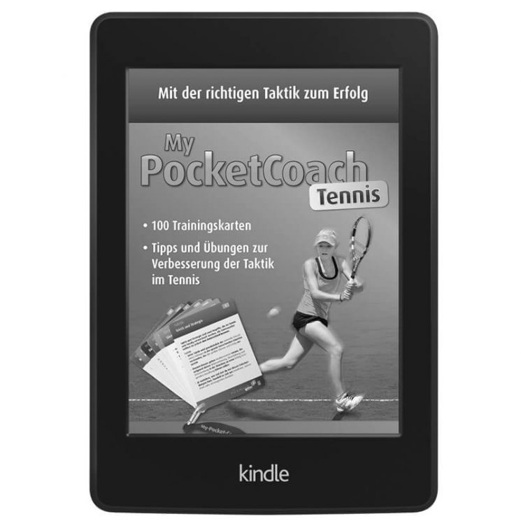 My-Pocket-Coach Tennis (Kindle)