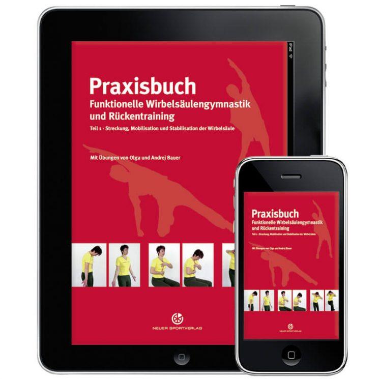 Praxisbuch funktionelle Wirbelsäulengymnastik Teil 1 (iBooks)