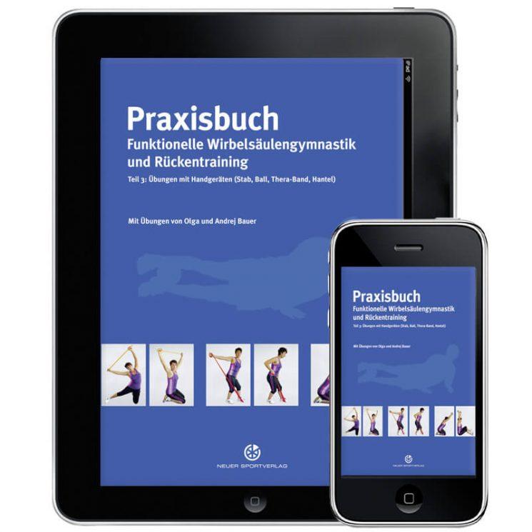 Praxisbuch Wirbelsäulengymnastik Teil 3 (iBooks)