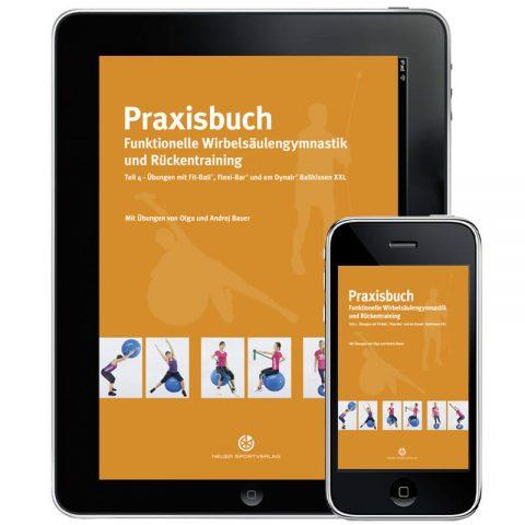 Praxisbuch Wirbelsäulengymnastik Teil 4 (iBooks)