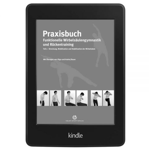Praxisbuch Wirbelsäulengymnastik Teil 1 (Kindle)