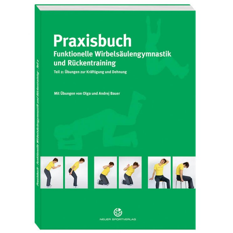 Praxisbuch Wirbelsäulengymnastik Teil 2