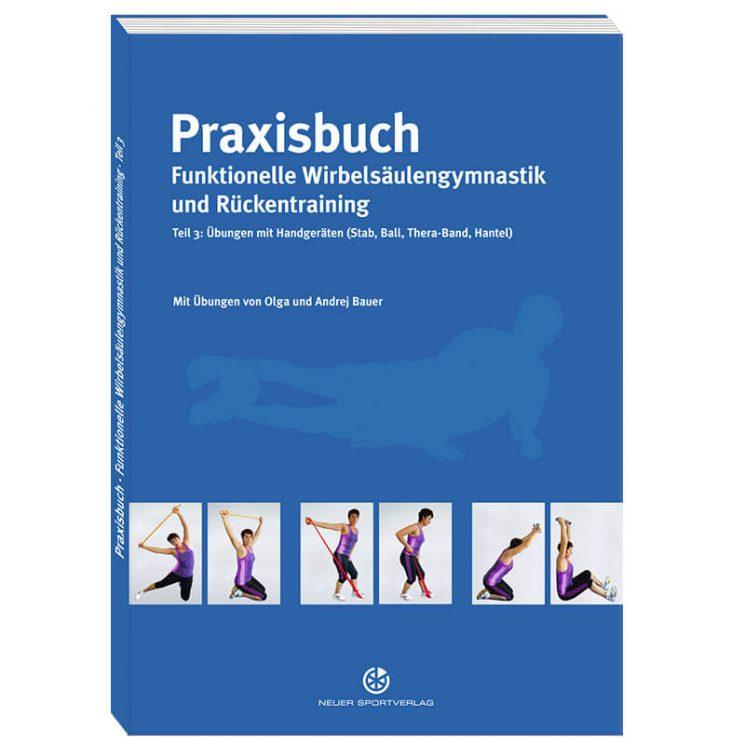 Praxisbuch Wirbelsäulengymnastik Teil 3