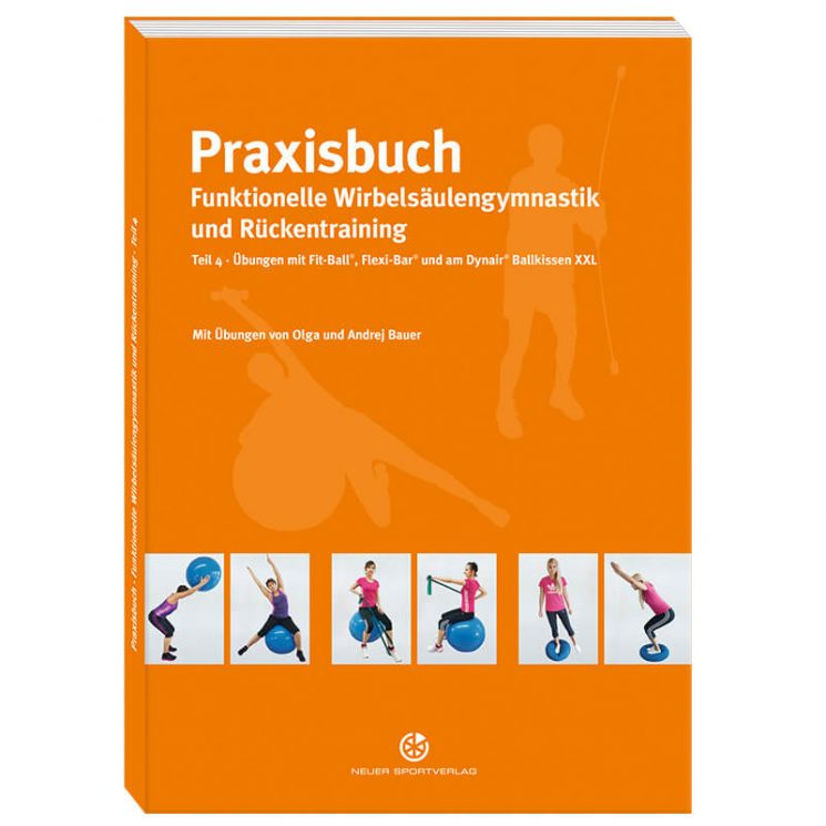 Praxisbuch Wirbelsäulengymnastik Teil 4
