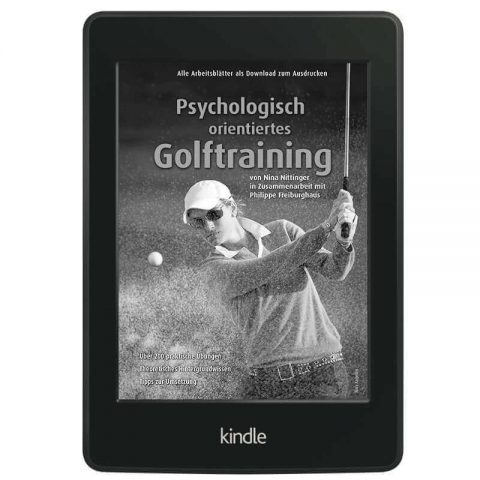 Psychologisch orientiertes Golftraining (Kindle)