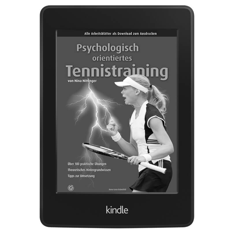 Psychologisch orientiertes Tennistraining (Kindle)