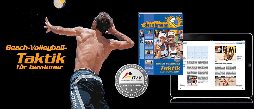 Beach-Volleyball-Taktik für Gewinner | Slider-Bild