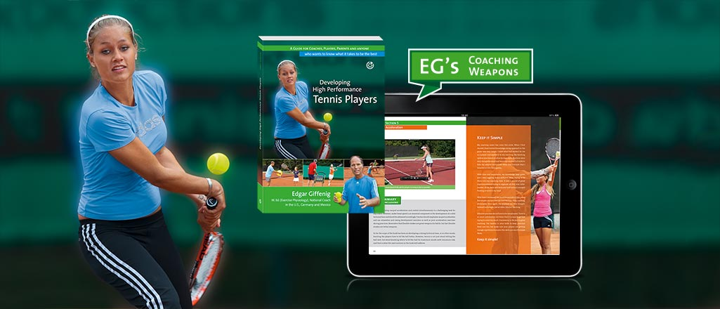Developing High Performance Tennis Players | Slider-Bild