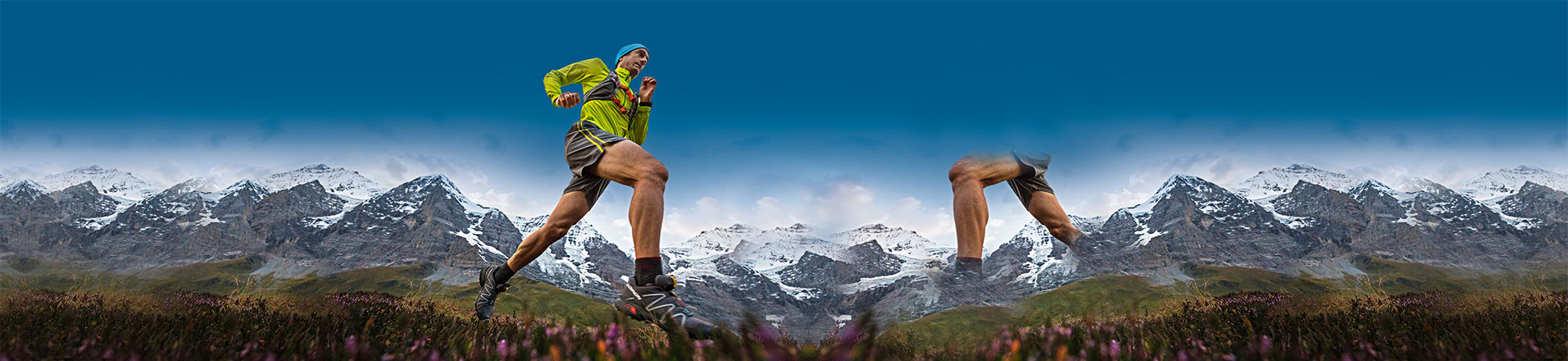 Faszination Trailrunning | Slider-Hintergrundbild