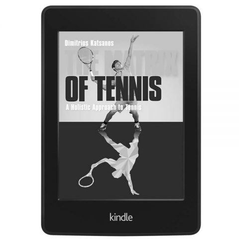 The Matrix of Tennis (Kindle)
