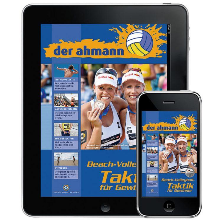 der ahmann | Beach-Volleyball-Taktik für Gewinner (iBooks)