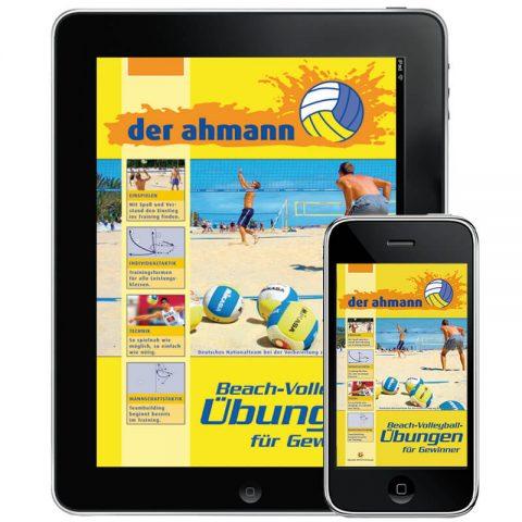 der ahmann | Beach-Volleyball-Übungen für Gewinner (iBooks)